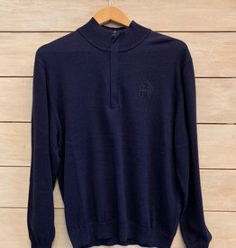 1/4 Zip Sweater