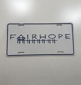 Fairhope License Plate