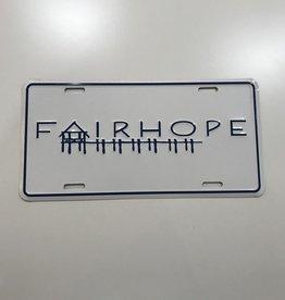 Fairhope License Plate