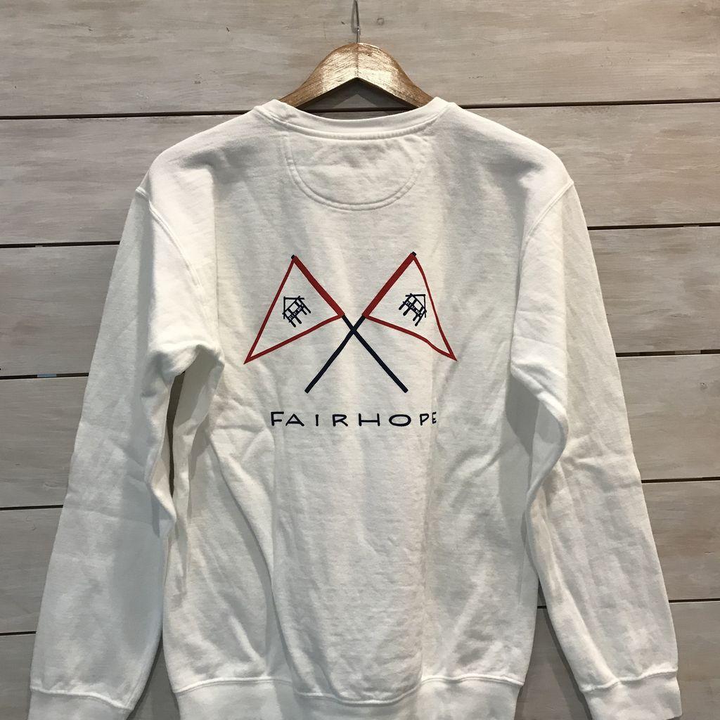 Sweatshirt W/ Burgee
