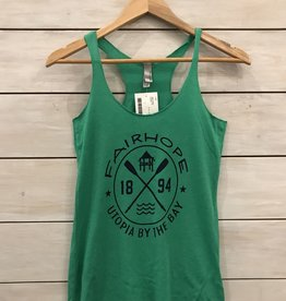 Ladies Triblend Racrback Tank