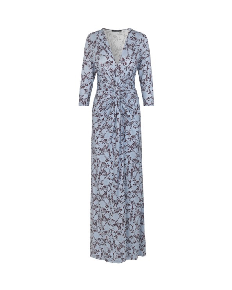 ILSE JACOBSEN ILSE JACOBSEN LONG DRESS BLUEBELL