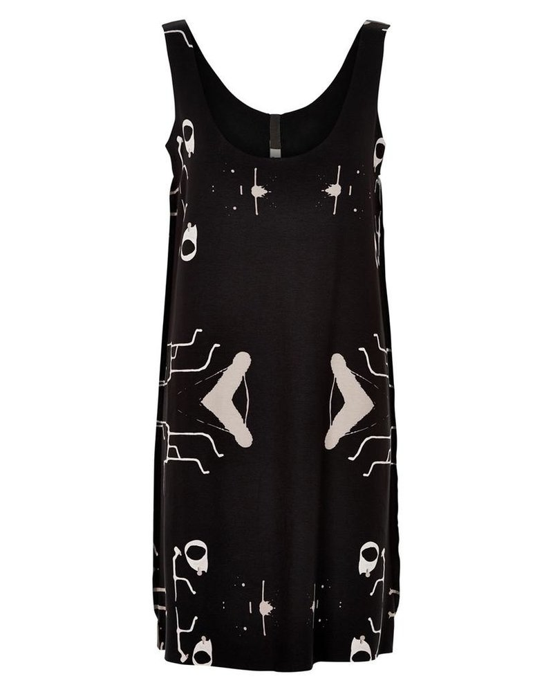 HENRIETTE STEPHENSEN PRINTED SUN DRESS