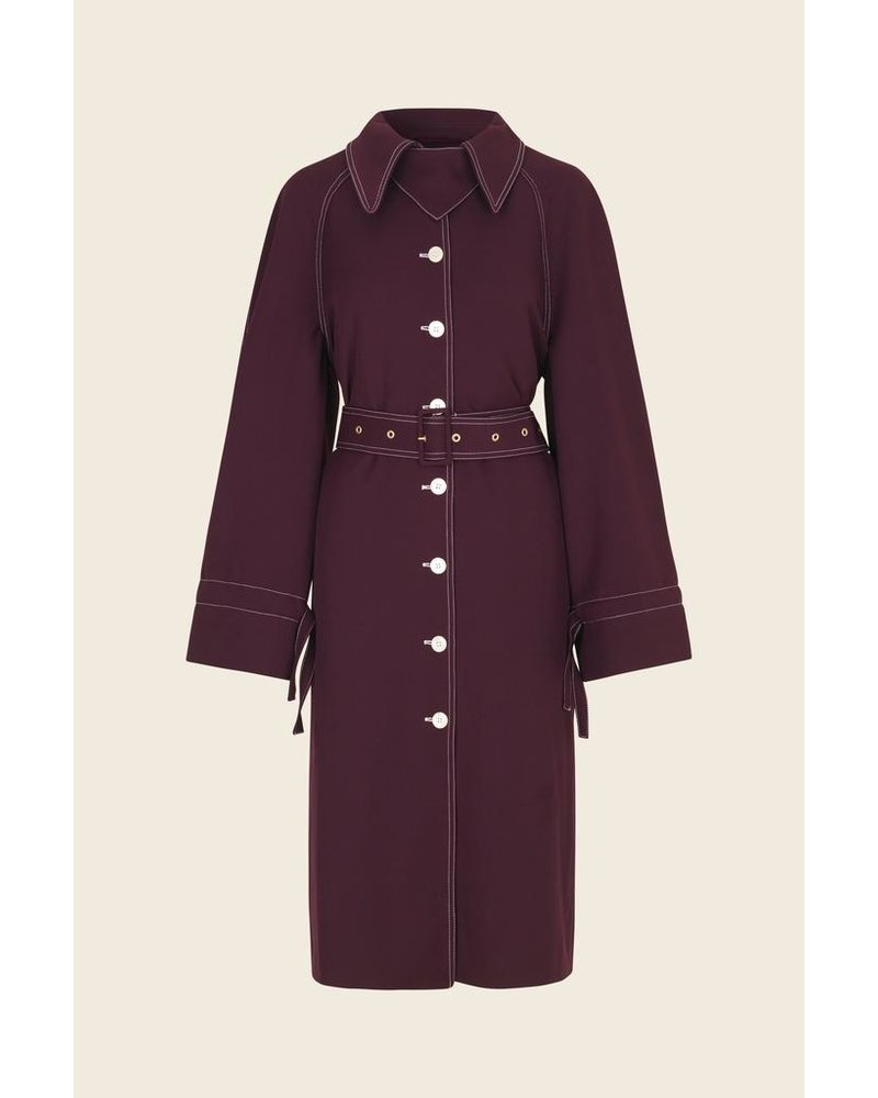 STINE GOYA STINE GOYA FLO COAT DRESS