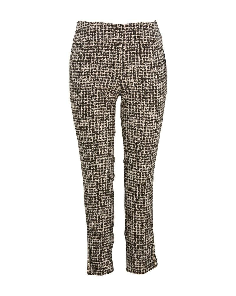 UP! PANT UP PANTS CHANEL DETAIL