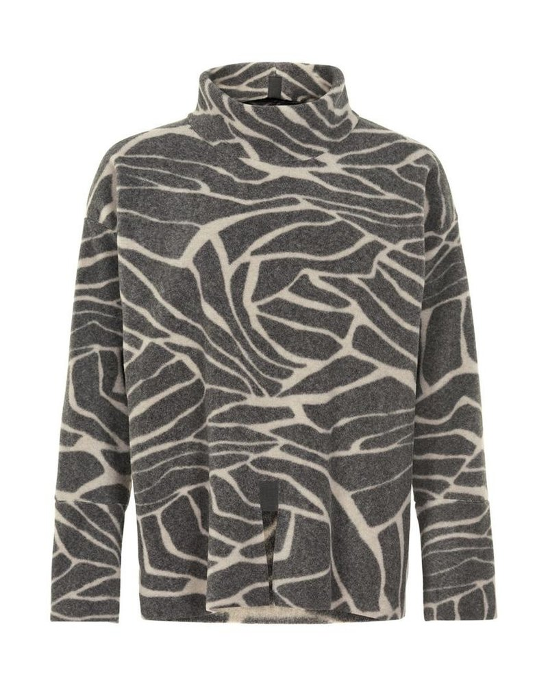 HENRIETTE STEFFENSEN HIGH NECK SWEATER