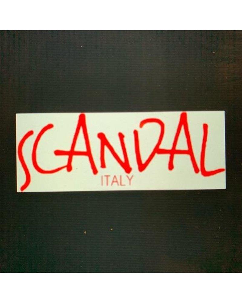 SCANDAL ITALY SCANDAL MELODY WHITE BLOUSE