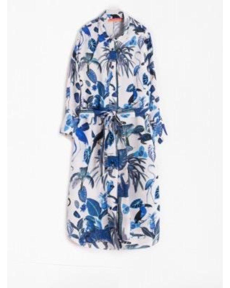 VILAGALLO VILAGALLO SHIRT DRESS
