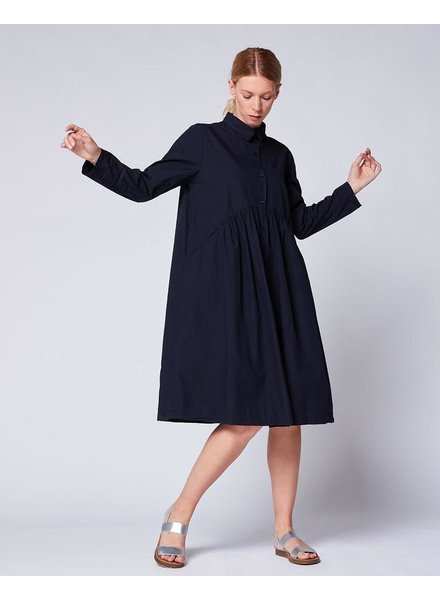 BACI BACI BUTTON SHIRT DRESS