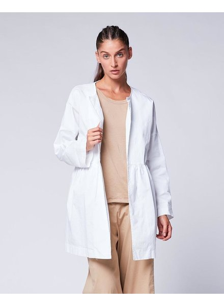 BACI PLEATED DUSTER JACKET