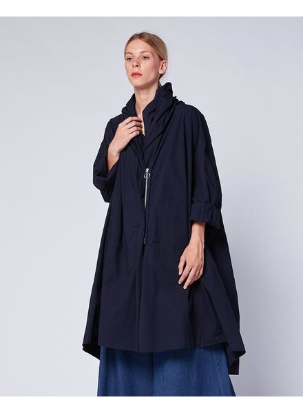 BACI BACI ASYMETRICAL COAT