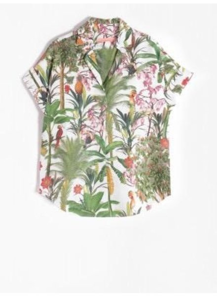 VILAGALLO VILAGALLO SHORT SLEEVE SHIRT