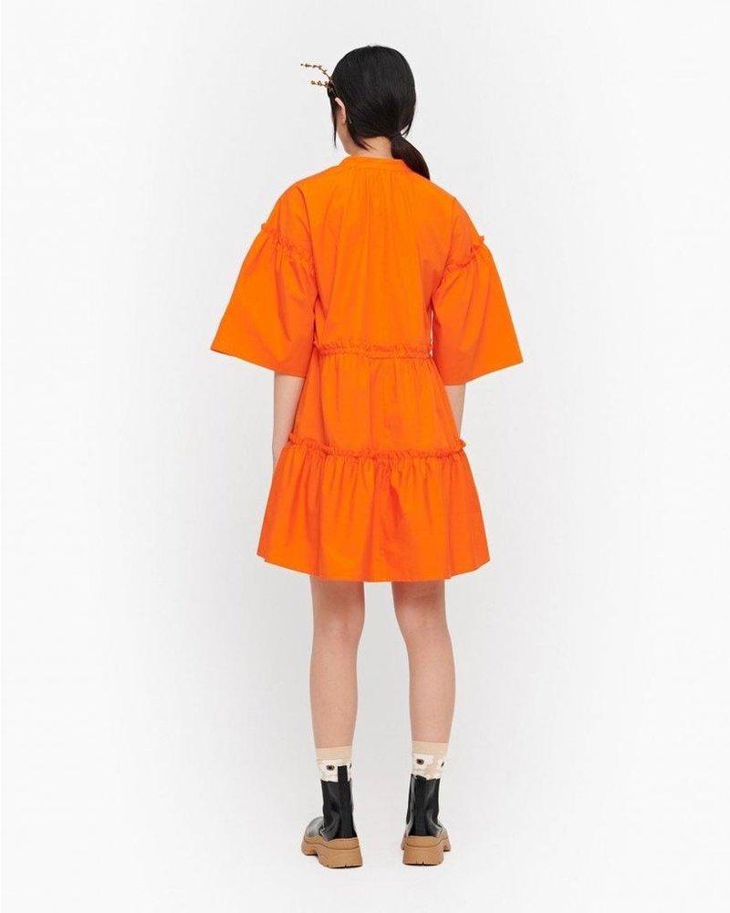 MARIMEKKO MARIMEKKO HUILAUS SOLID DRESS