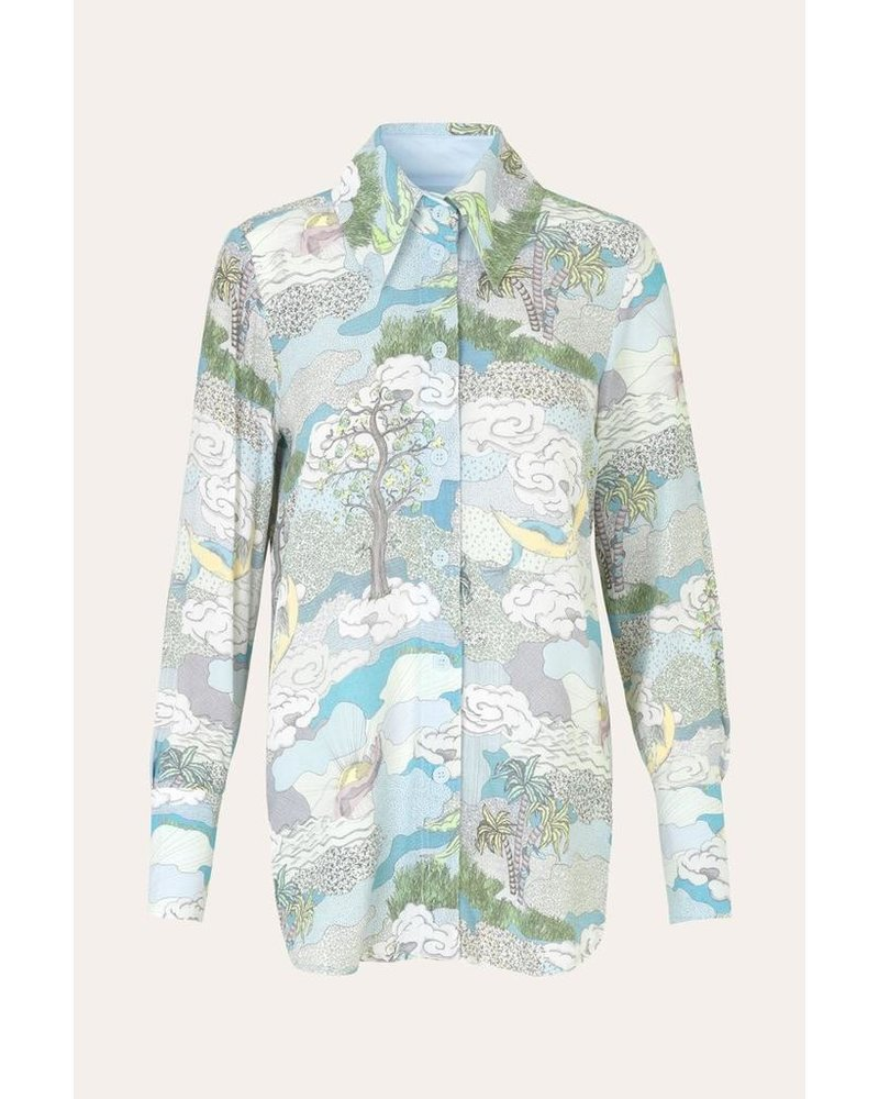 STINE GOYA STINE GOYA JAMES DREAMSCAPE BLOUSE
