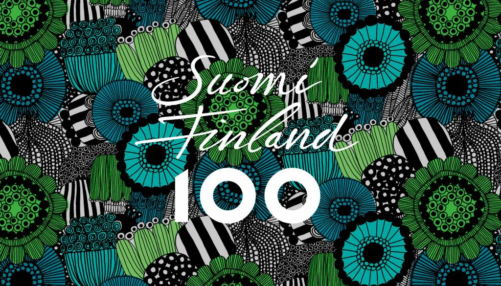 100 years of design in Finland!