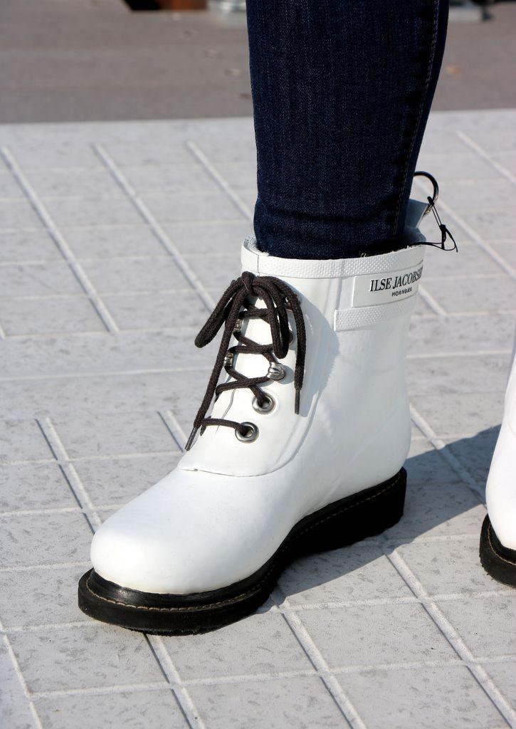 Ilse Jacobsen Short Rubber Boots Skandal