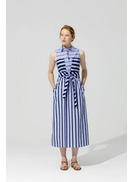 VILAGALLO VILAGALLO DRESS, FIL A FIL