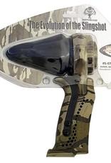 PowaBeam Mossy Oak Pocket Shot Hammer Slingshot