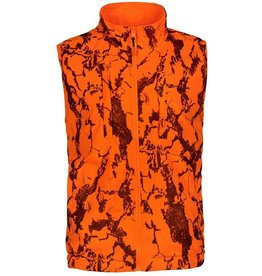 Natural Gear Natural Gear Blaze Camo Reversible Safety Vest