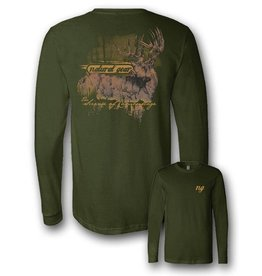 Natural Gear Natural Gear Buck L/S Tee