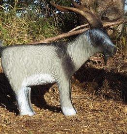 Southern Cross Targets SCT 3D Goat Target Grey/Black
