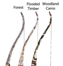 3Rivers Archery Limb Socks Flooded Timber