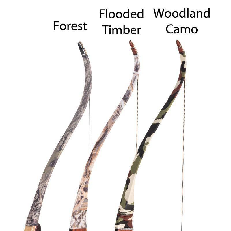 3Rivers Archery Limb Socks Flooded Timber
