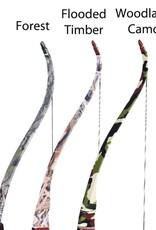 3Rivers Archery Limb Socks Forest Camo