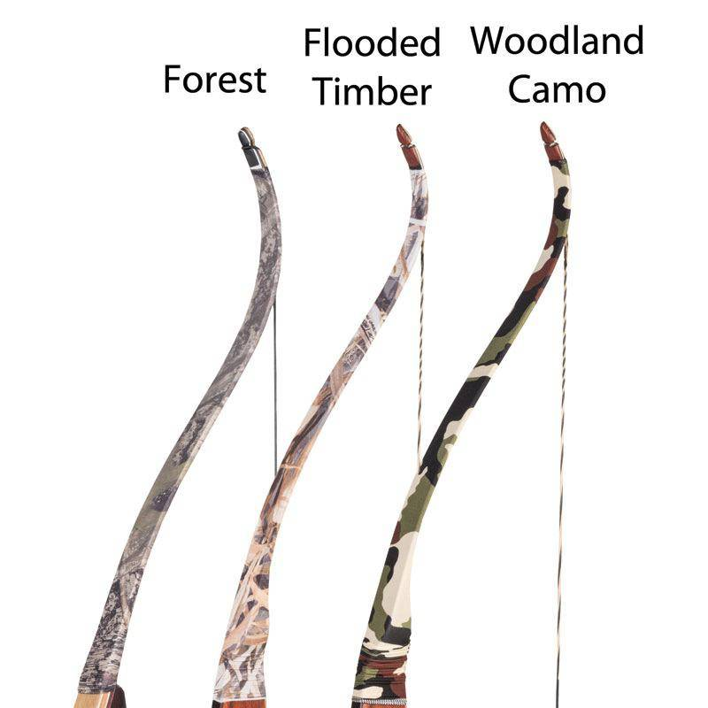 3Rivers Archery Limb Socks Woodland Camo