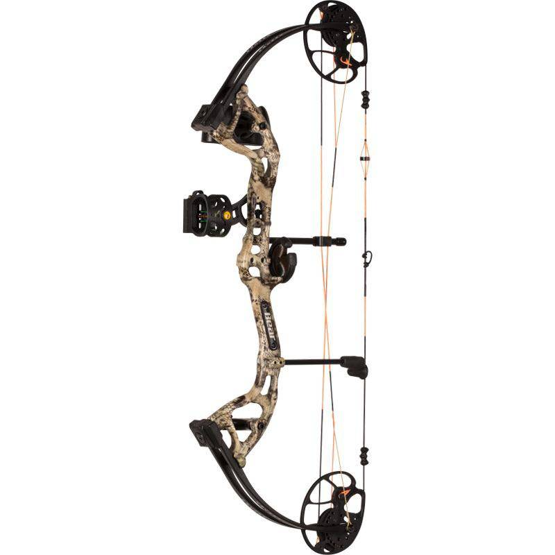 Bear Archery Bear Cruzer Lite RTH 45# RH Kryptek