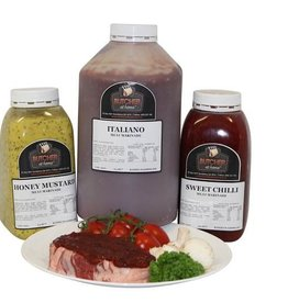 Butcher at Home Red Wine & Garlic Marinade 4 Litres
