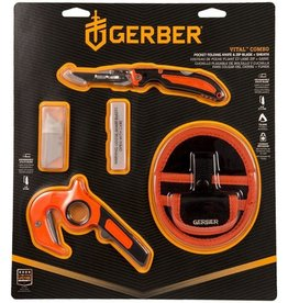 Gerber Gerber Vital Zip & Pocket Folding Knife Combo