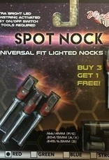 Victory Victory Spot Nock Universal Lighted Nock Red