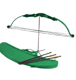 Cartel Mini Compound Bow Set Green