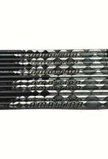 Cross X Cross X Ambition 12 Arrow Shafts with Pin, Nock & Point .003 600 Spine