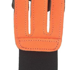 Neet Neet 3 Finger Shooting Glove Neon Orange Med