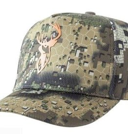 Hunters Element Hunters Element Heat Beater Cap Veil Camo Orange stag