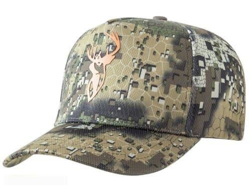 Hunters Element Hunters Element Heat Beater Cap Veil Camo Orange stag