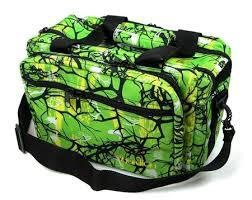Performance Outdoors Guardian Big Rack Range Bag Green Savannah