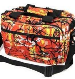 Performance Outdoors Guardian Big Rack Range Bag Orange Scorched Outback