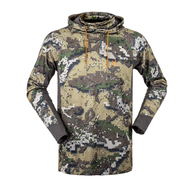 Hunters Element Hunters Element Vantage Hoodie Dersolve Veil Long Sleeve Shirt 2XL