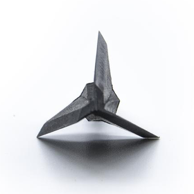 OzCut Hurricane 3 Blade 125g Broadheads. Three Pack