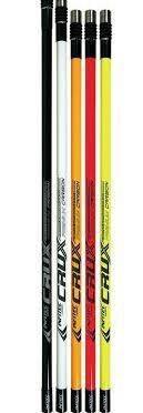 """Infitec CRUX Premium Carbon Offset Stabilizer 12"""" Flo Orange"""