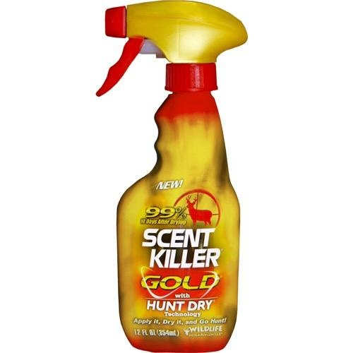 Scent Killer Scent Killer Gold Cover spray 709ml (24 Fl Oz)