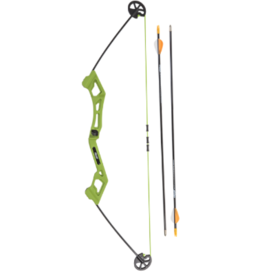 Bear Archery Bear Archery VALIANT. Youth Bow Green/Black