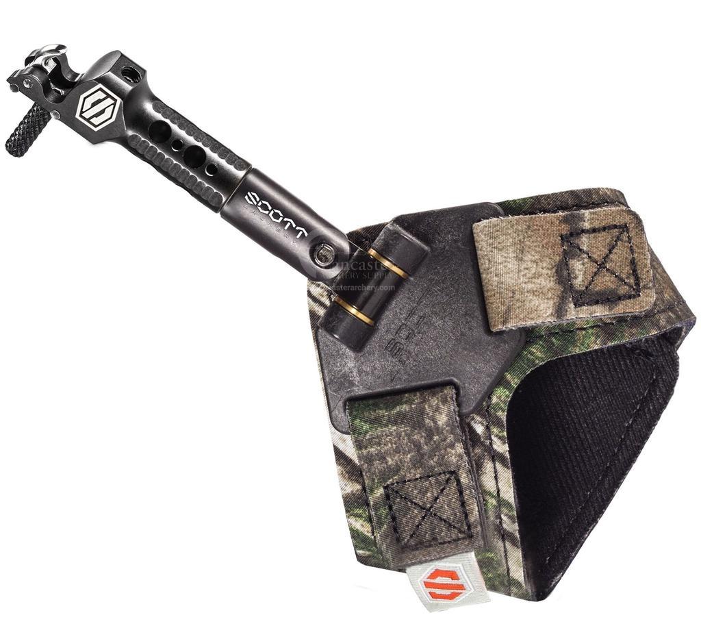 Scott Archery Scott Talon Release Camo Wrist Strap