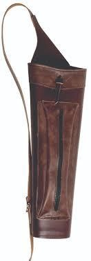 OMP Rambler Back Quiver RH Brown