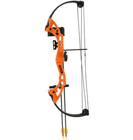 Bear Archery Bear Brave 15-25lb RH Flo Orange