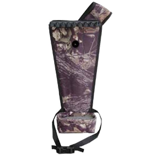Sportsman Broadhead 8 Arrow Hip Quiver Camo