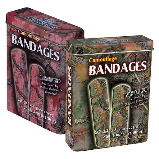 Rivers Edge Rivers Edge Camo Bandage Camo